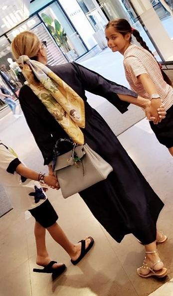 accessori per capelli foulard