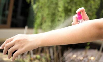 anti zanzare acqua profumata