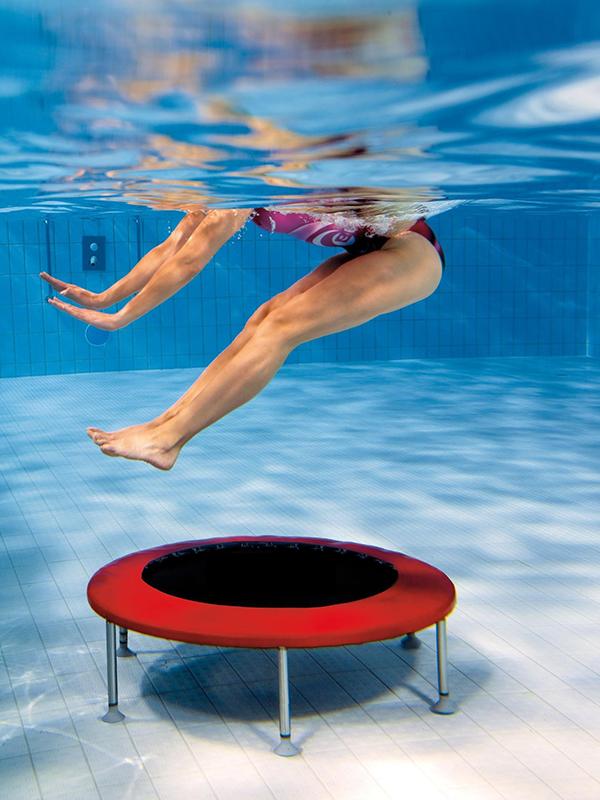 aquajump esercizio