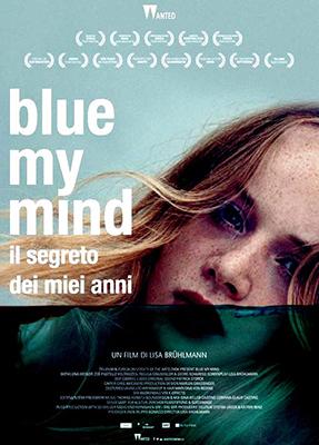 blue my mind locandina
