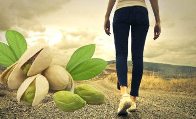 camminata pistacchi