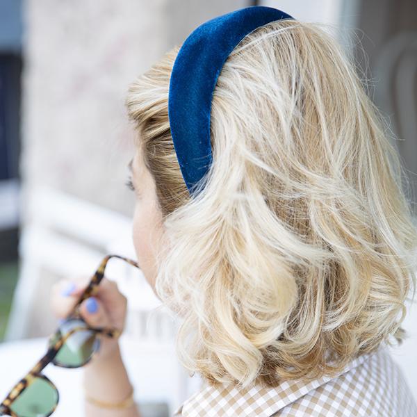 accessori per capelli cerchietto bombato