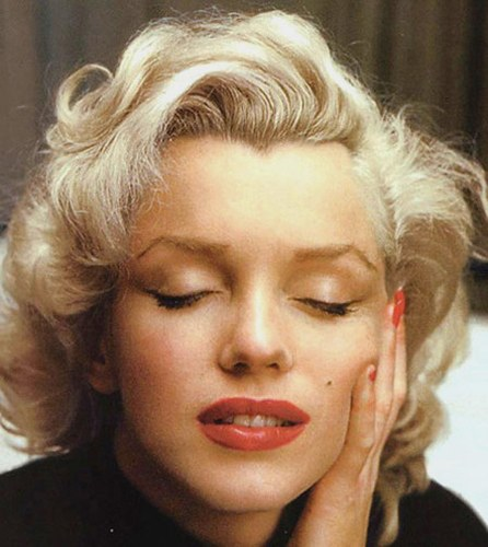 beauty routine mascara marilyn19