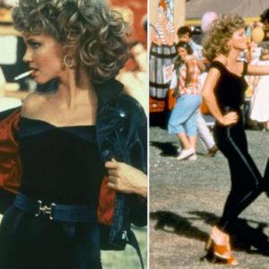 Olivia Newton John oggi mette all'asta i suoi costumi di Grease