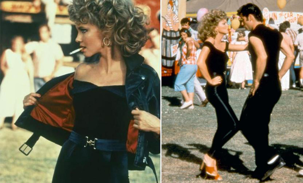 best service fd2d9 4b681 Olivia Newton John metterà all'asta i suoi costumi di Grease ...