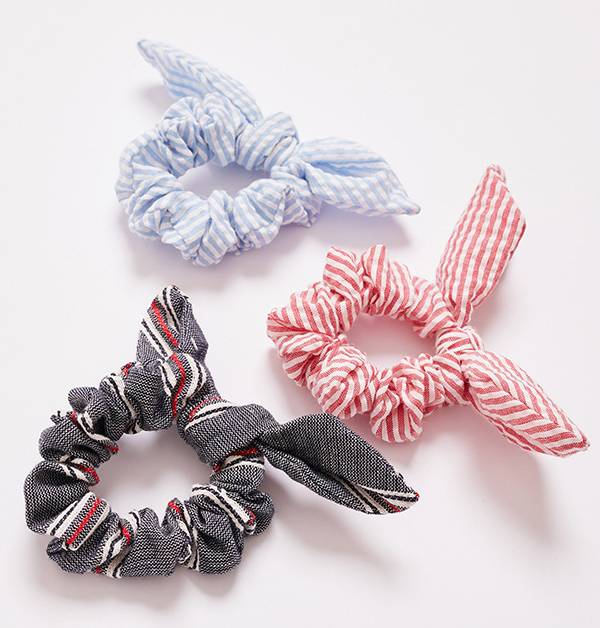 accessori per capelli elastico fiocco 2