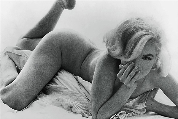 Marilyn-Monroe-Bert-Stern-Estate-Baby-1962