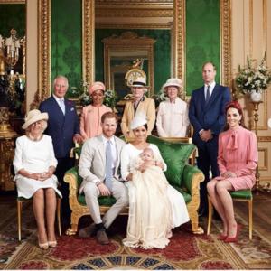 Al battesimo di Archie, Meghan ha reso omaggio a Lady Diana