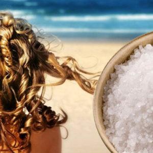 Se vuoi le onde del mare in testa fattele da te con lo spray salino