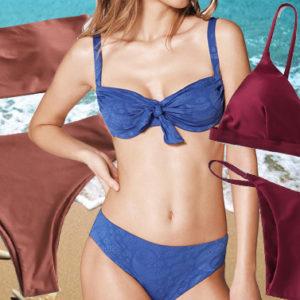 A ciascuna il suo bikini: come scegliere quello più adatto a te