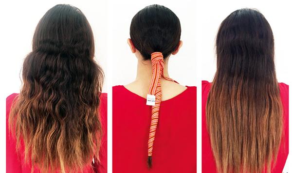 kaurdone capelli lisci