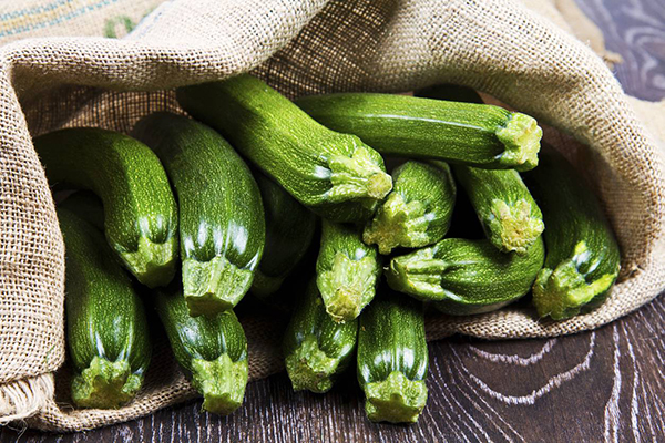 detox zucchine