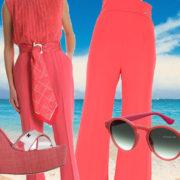 Per essere trendy, vesti la tua estate con il colore dell'anno