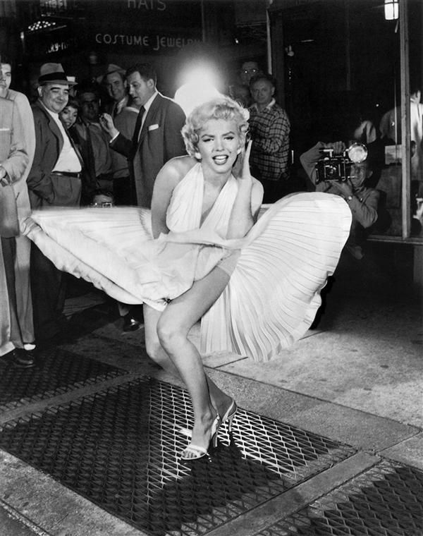 Marilyn- Divine- sam shaw