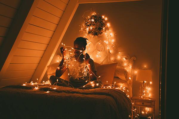 camera-da letto-illuminazione-