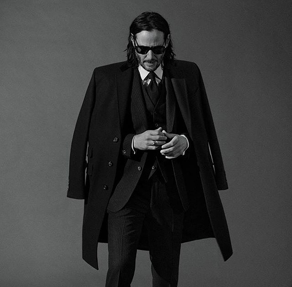 keanu reeves per yves saint laurent 3