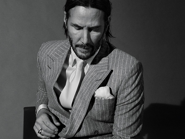 keanu reeves per yves saint laurent 2