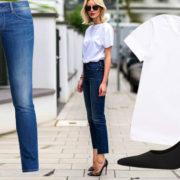 I capispalla perfetti per la t-shirt bianca, i jeans e la decollété nera