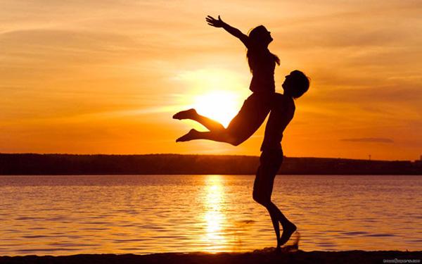 affinita di coppia innamorati