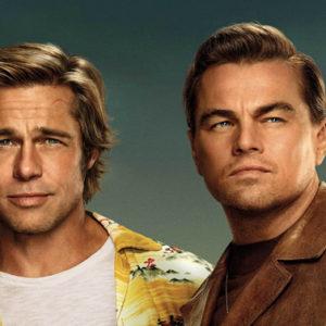 Brad Pitt e Leonardo DiCaprio: è uno spettacolo vederli insieme
