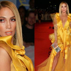 Jennifer Lopez lancia una moda per le fifty: ecco il total look