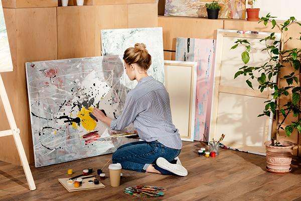 non innamorartevi di un artista 2