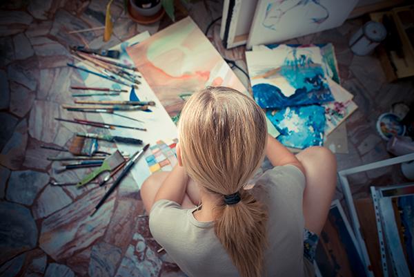 non innamorartevi di un artista 3