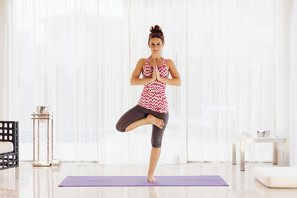 app esercizi 5 yoga