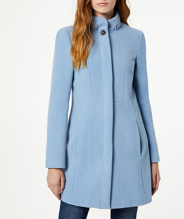 Cappotto mini coat