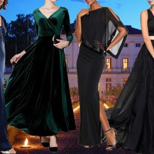 Vuoi un abito da sera elegante a meno di 100 euro? Eccone  qua 7