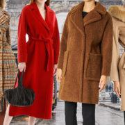 Scegli il tuo cappotto 2019 per affrontare il freddo con stile