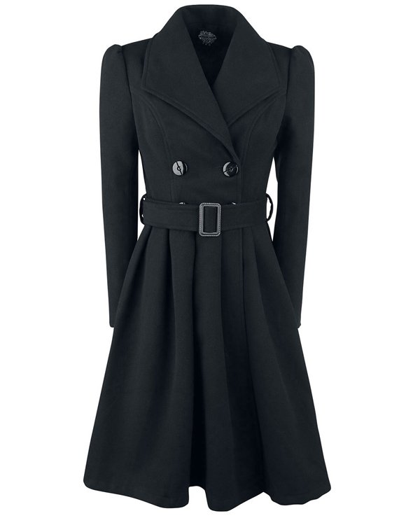 Cappotto Black Coat
