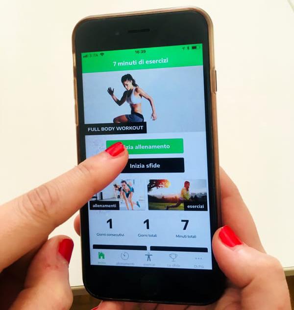 app esercizi 3