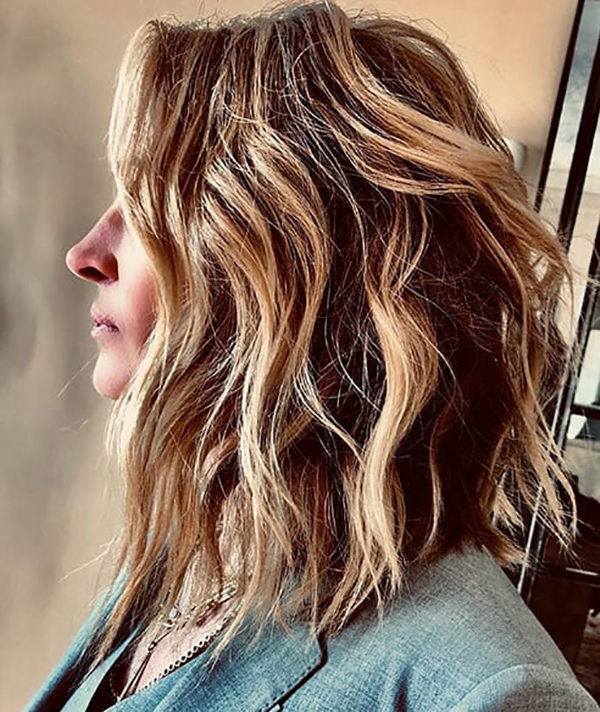 haircut per capelli fini bob julia roberts