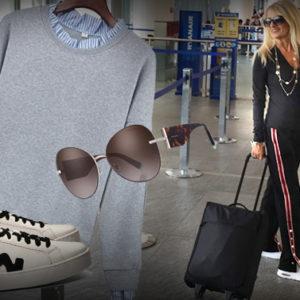 Per sentirti sempre in ordine e a tuo agio adotta l'airport style
