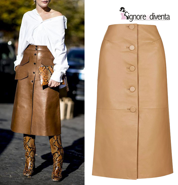 botton skirt