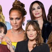 Parola di dieci fifty famose: I 50 anni sono l'età d'oro della donna