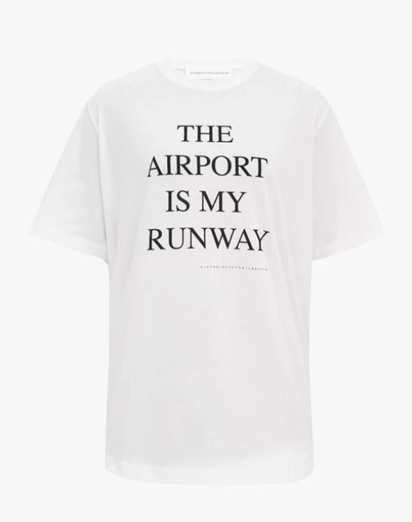 aeroporto stile maglietta airport