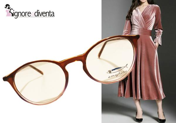 new romantic occhiali