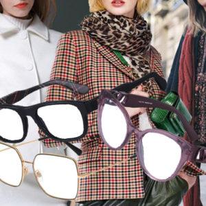 Signore con occhiali, ecco come abbinarli al vostro stile preferito