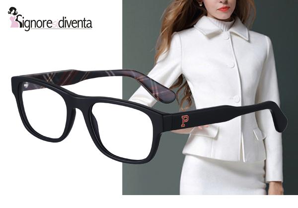 working lady occhiali
