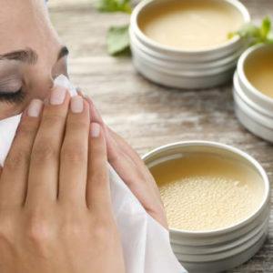 Per curare il raffreddore puoi preparare il balsamo fai-da-te
