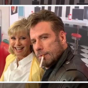 A 41 anni da Grease John e Olivia sono di nuovo Danny e Sandy