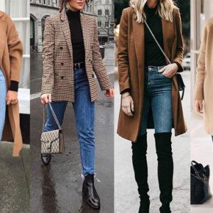 I jeans anche in inverno: ecco 10 proposte per un outfit perfetto