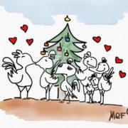 A volte succede: quando sotto l'albero trovi un nuovo amore