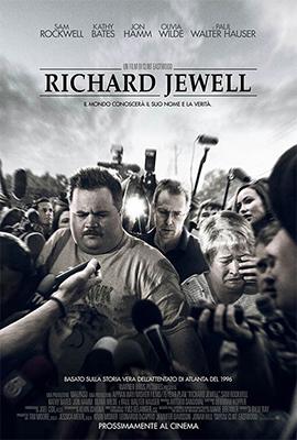 locandina richard jewell clint eastwood