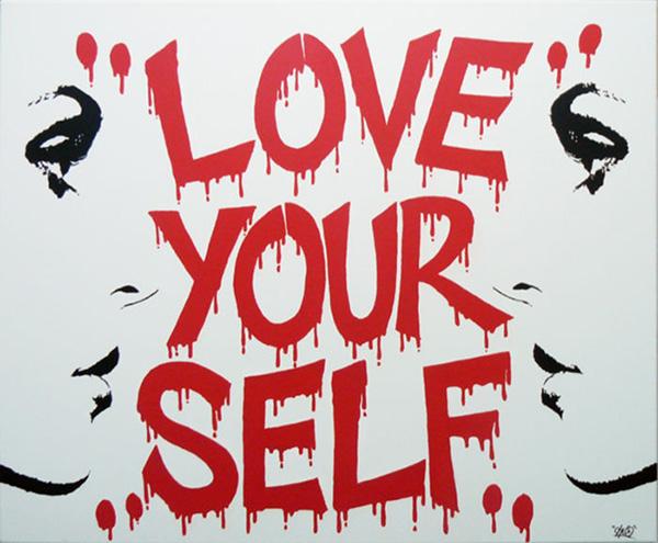 uomo sbagliato love your self