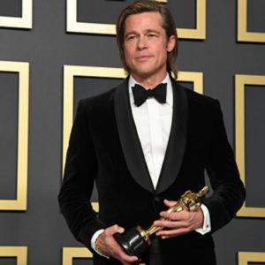 Ecco perché dobbiamo essere contente per l'Oscar a Brad Pitt