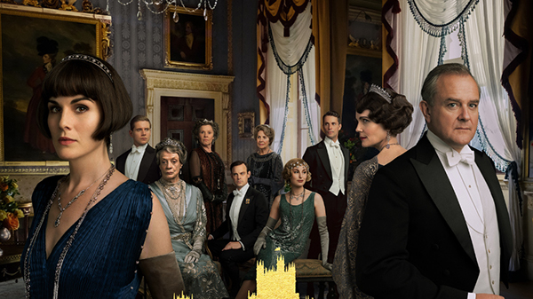 Downton Abbey filom