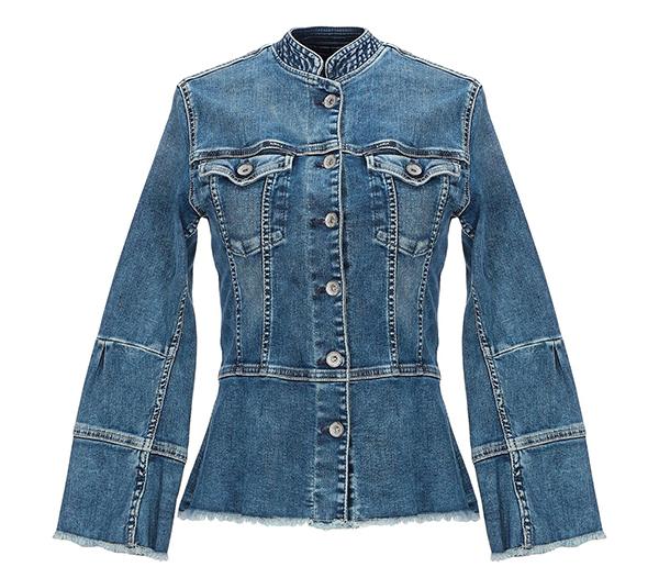 giacca denim garcia